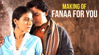Fanaa For You Song | Fanaa | Aamir Khan | Kajol | Shaan | Kailash Kher