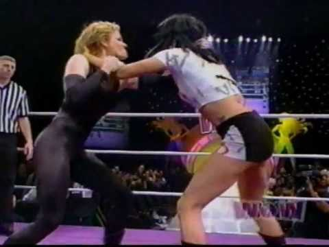 Women Of Wrestling - Episode 17: Part 3 - Riot Vs Jane Blond video