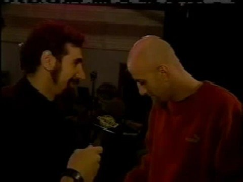 System Of A Down [2002] Interview - Much Music