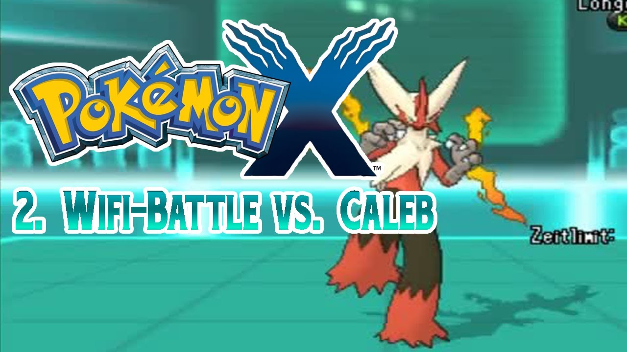 pokemon x nach der liga