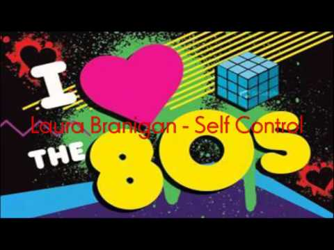 Laura Branigan - Self Control Hd video