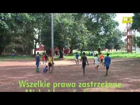 Gwinea Cz.8 - PIłka Nożna Na Ulicach Conakry