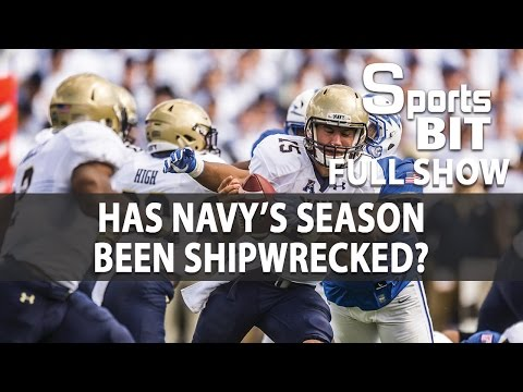 Sports BIT | Has Navy's Season Been Shipwrecked?  | Sports Center for Bettors