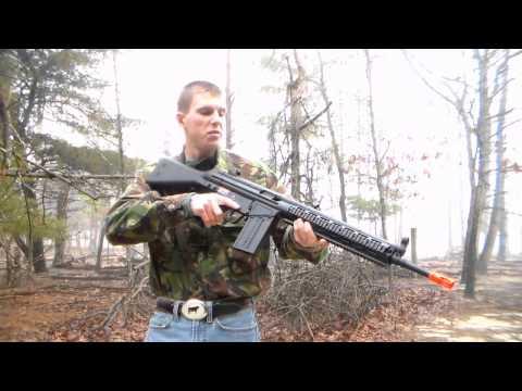 JG G3 RAS Airsoft Gun Review