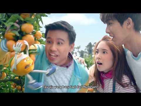 NutriSari Jeju Orange, Meriah kayak di Korea!