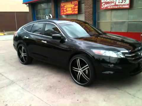 2011 Honda Crosstour On 24 Quot Status Youtube