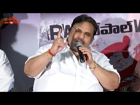 Dasari reacts on RGV Ice Cream Controversy - Praises Ram Gopal Varma