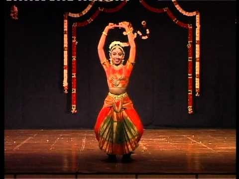 Bharatanatyam - Indian best bharathanatyam dance video