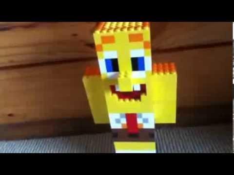 Spongebob glove world lego