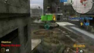 PEA: THE PITCHED BATTLE OF BERLIN GAME VIDEO