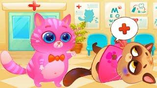 Bubbu - My Virtual Pet - Play Fun Cute Kitten Pet Care Games For Kids & Children
