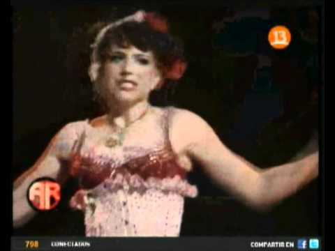 Emilie Autumn Live @ AR (Chile TV) - Dead is the New Alive