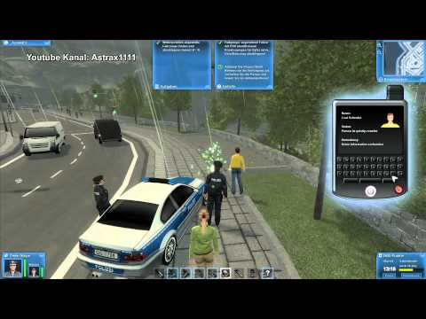 Gameplay # Polizei - Die realistische Simulation des deutschen Polizeialltags #2-3 (HD 1080p)