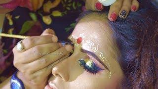 Bengali bridal bindi || chayanika's lifestyle