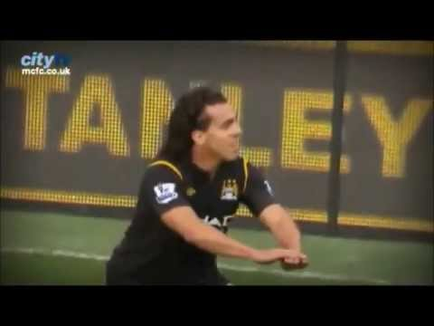 The best of Carlos Tevez