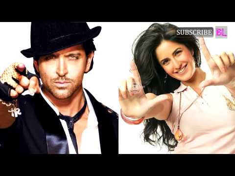 Hrithik Roshan and Katrina Kaif sign another film together
