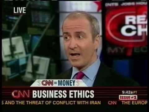 How Ethical Are You?  Take The Ethics Guy's Quiz on CNN