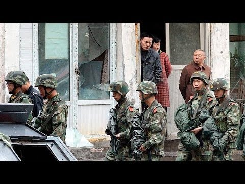 China: suicide bombers influenced by extremist websites