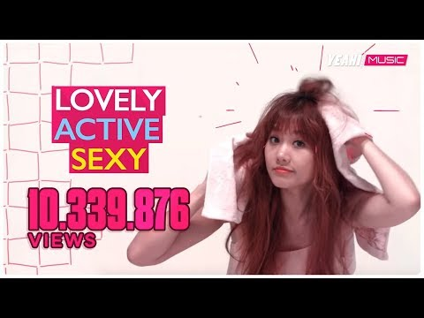 LOVELY ACTIVE SEXY | Hari Won ft. Hà Lê | Yeah1 Superstar (Official Music)