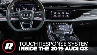 Tech Check: The 2019 Audi Q8 has the coolest dashboard tech