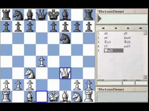 GM Alterman's Gambit Guide - Blackmar-Diemer Gambit Part 2 at Chessclub.com