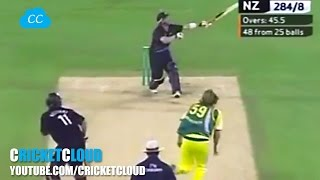Only Brendon McCullum can Play like this when they are 8 DOWN !!
