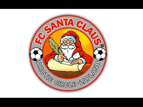 Most Festive Team In The World? FC Santa Claus