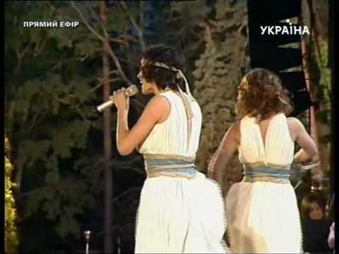 ВИА Гра - Гуцулочка (live)