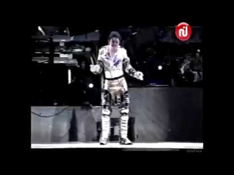 Michael Jackson - Scream - TDCAU - ITC Live In Tunisia
