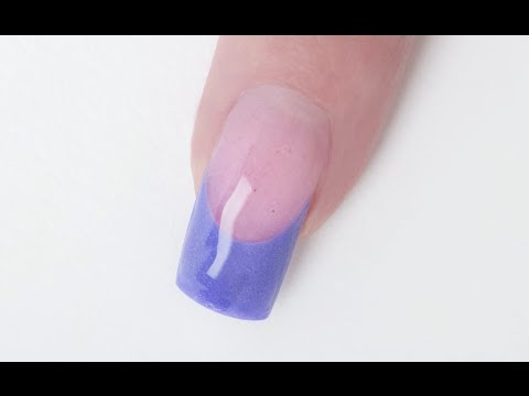 Reverse Application of Acrylics