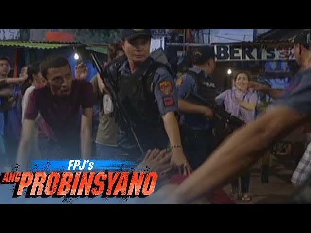 FPJ's Ang Probinsyano: The authorities arrest Bert and Bruno