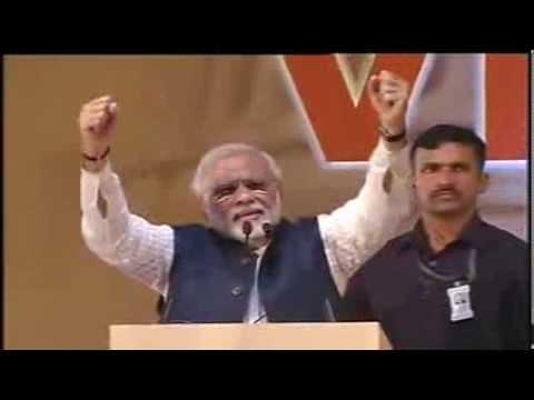 Shri Narendra Modi, Shri Rajnath Singh addresses Vijay Sankalp Rally at Merces, Panaji (Goa)
