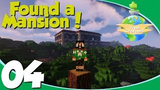 Exploring a Mansion! | Episode 4 | TreeCrafters Server