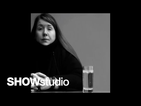 SHOWstudio: Louise Wilson, In Fashion interview