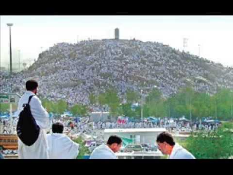 Maulana tariq jameel hajj arafat day dua and bayan urdu 2012