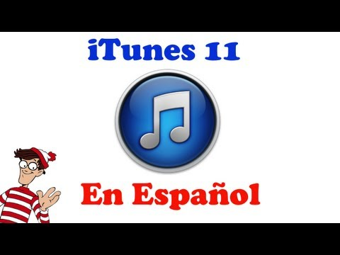iTunes 11 en Espa�ol REVIEW