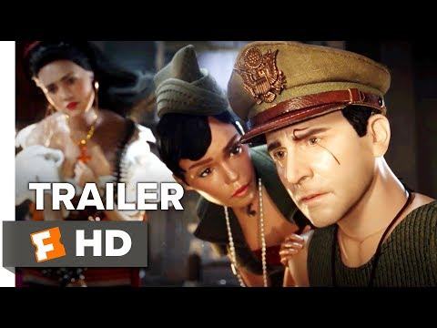 Welcome to Marwen Trailer #1 (2018)   Movieclips Trailers