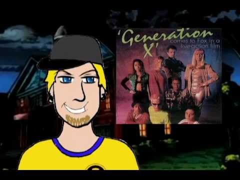 Generation X (1996) - Comic Book Jerk Reviews