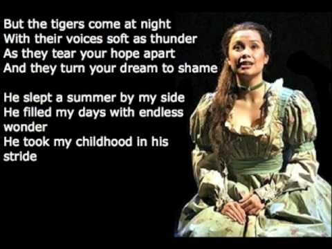 I Dreamed A Dream - Les Miserables - Karaoke/Instrumental [FULL]