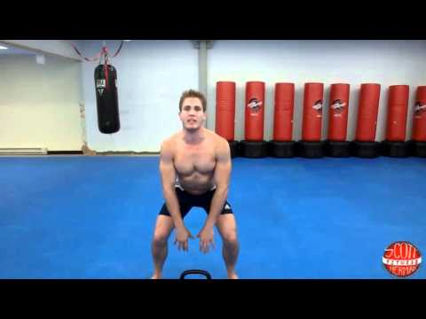 How To: Kettlebell High-Pull Image 1