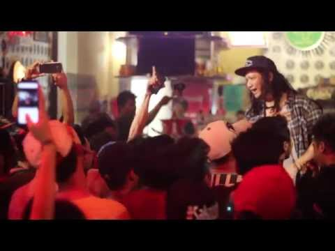 JVLOG#1 ngejam bareng steven jam SJ & Ikan Bakar di EqualPark pecah banget !!!