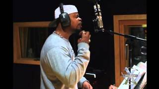 Kutt Calhoun in the Studio