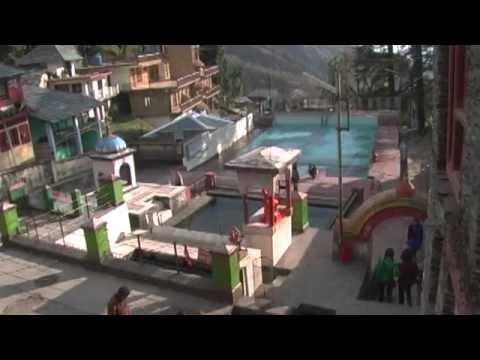 BhagsuNag Swimming Pool & Dalai Lama temple in Dharamsala
