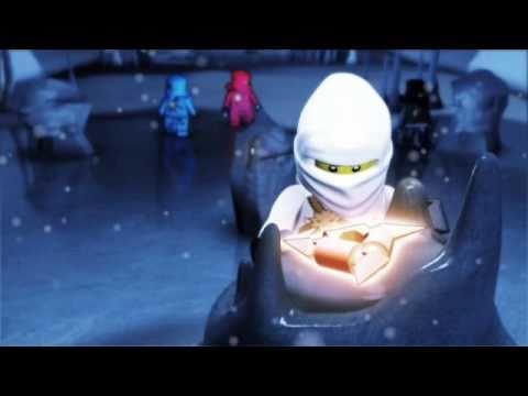LEGO Ninjago – The Videogame – Ice Dragon trailer