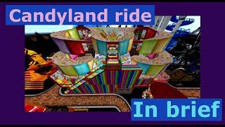 In brief- CC's Candyland ride