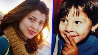 Tejaswini Pandit Childhood Pictures   Children's Day Special   Unseen Photos of Marathi Actors