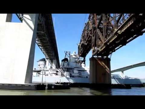 USS Iowa Escapes Mothballs