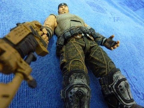 Игрушка солдат Gears of War 3 Marcus 7