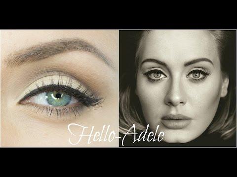 Adele - Hello Makeup Tutorial | Simona Nappi MUA