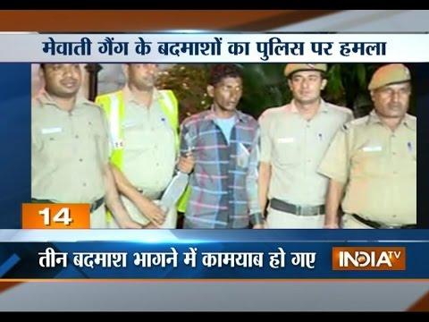 Mewati Gang Busted In Delhi - India TV